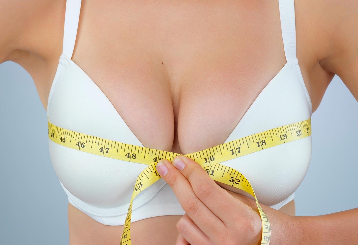 Image de l'actualité : Augmentation mammaire
